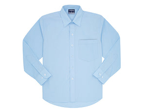 Midford Boys Long Sleeve Classic Shirt