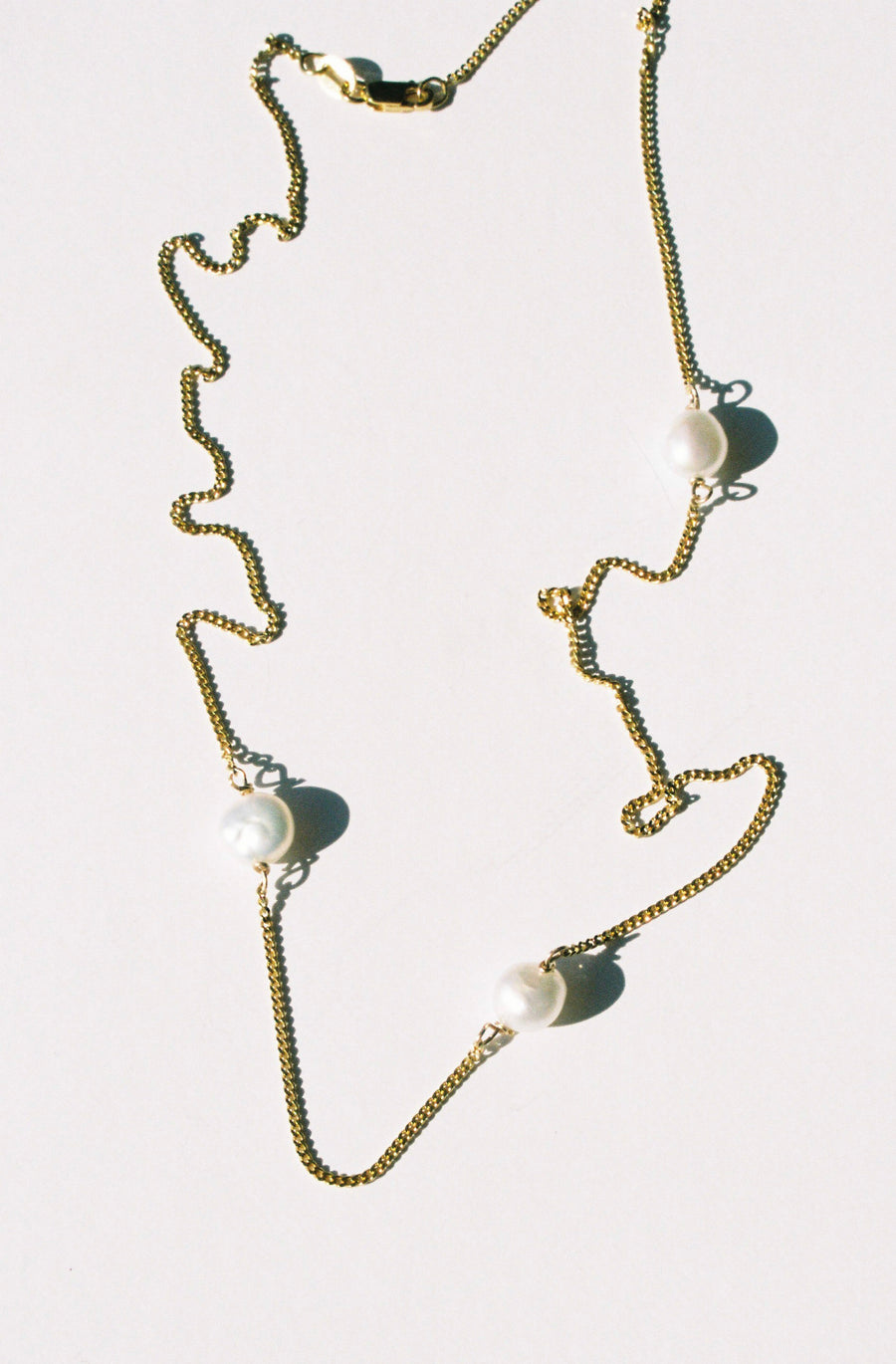 Triple necklace - Ready to ship