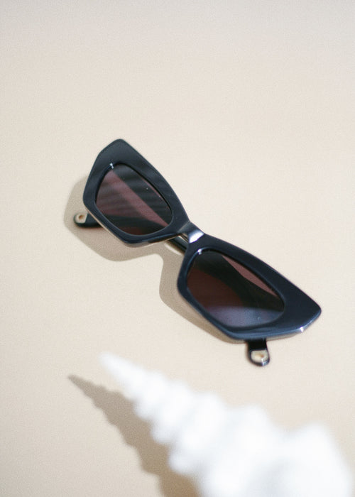 LOTTE Sunglasses - Black