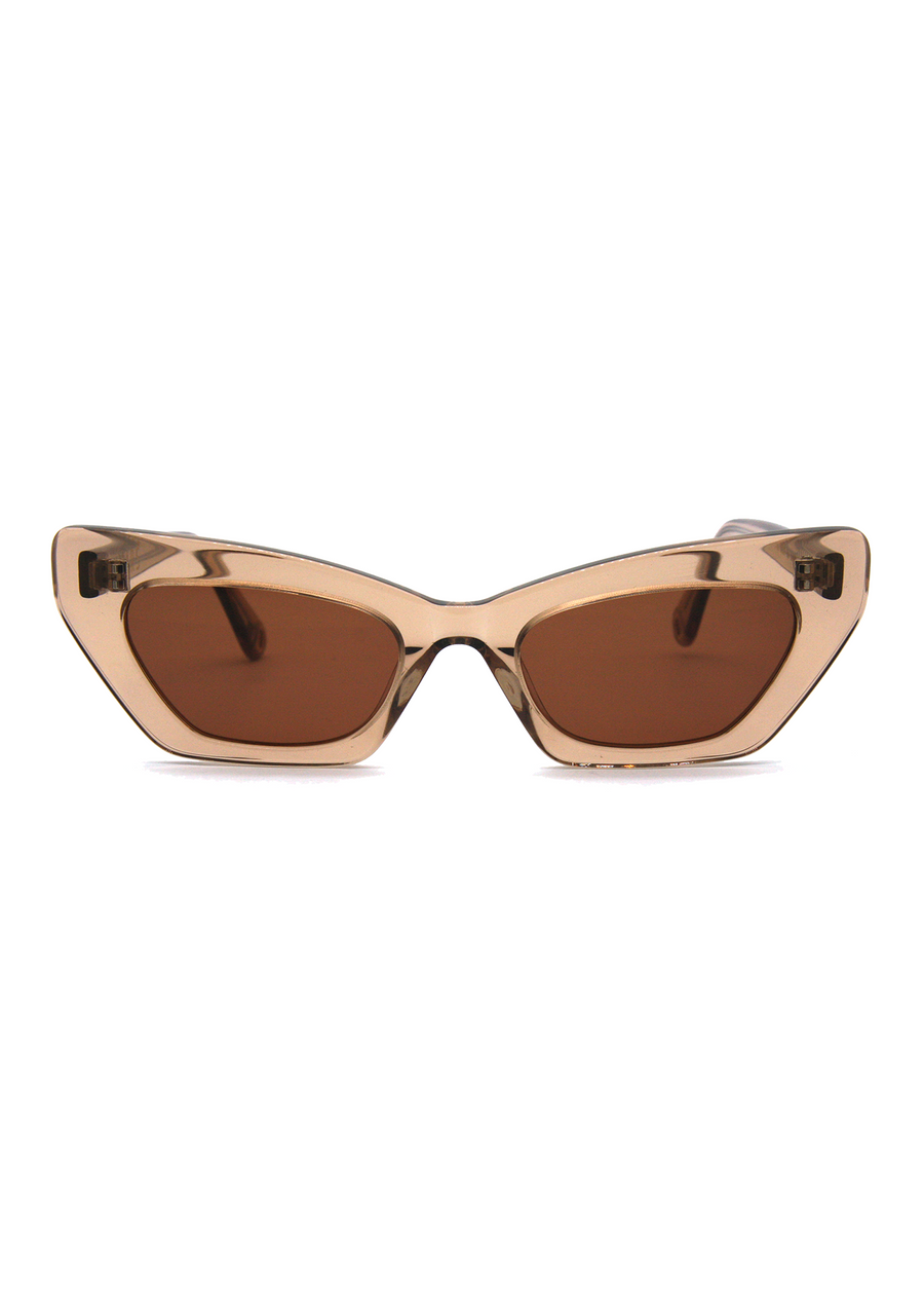 LOTTE Sunglasses - Walnut