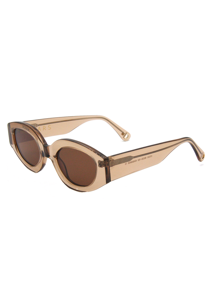 STESSO Sunglasses - Walnut