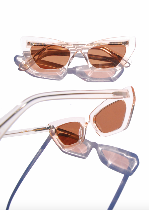 LOTTE Sunglasses - Pale