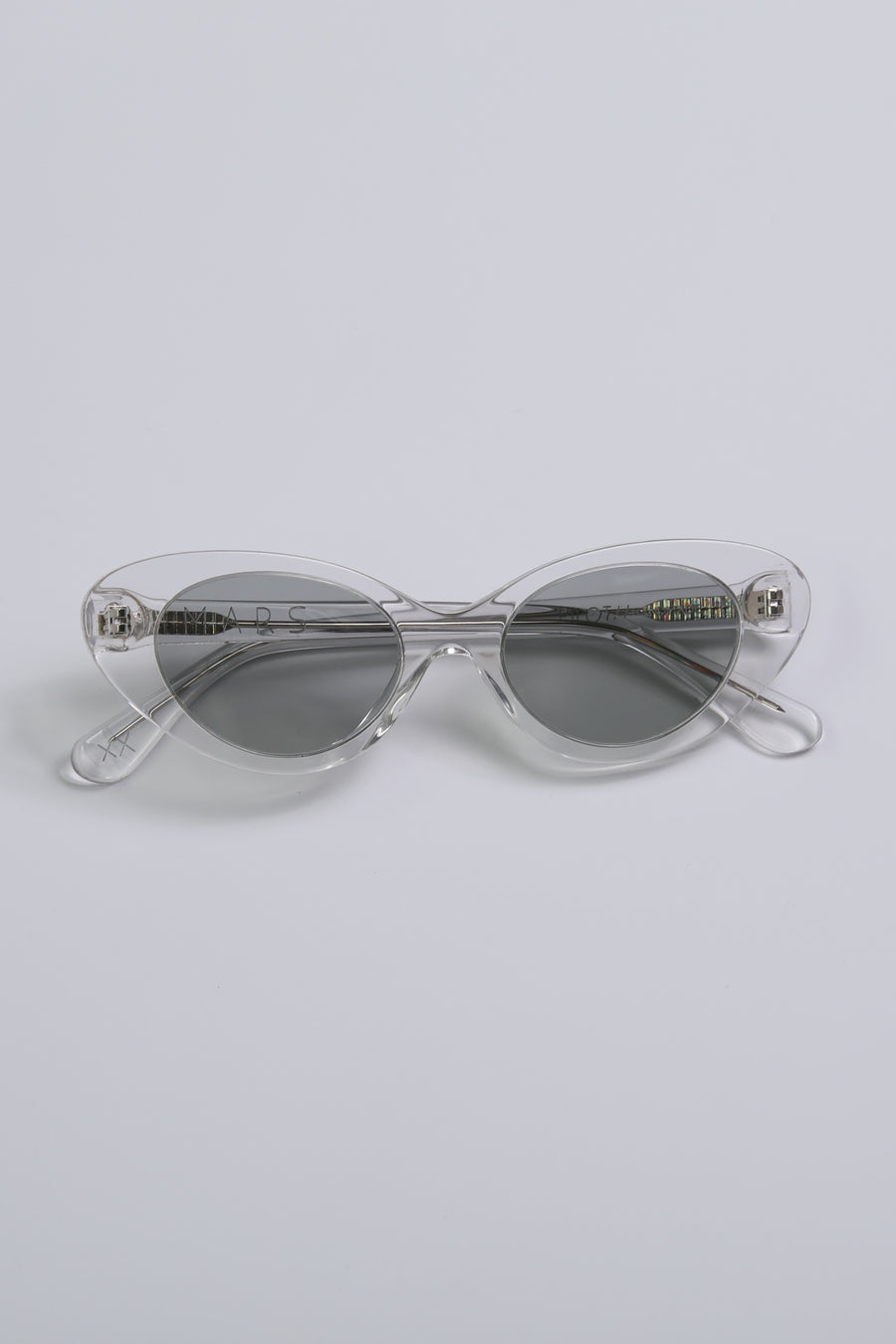 PILOT SUNGLASSES - Crystal