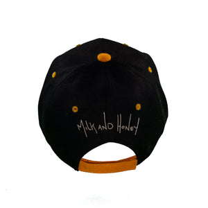 "Milk And Honey WLA ""Black And Yellow"" Velcro Cap"