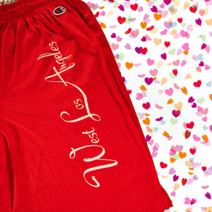 iLove Milk And Honey x Champion® Mesh Short