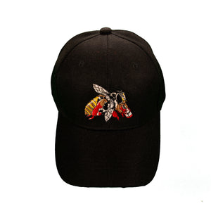 "Milk And Honey Original ""Black"" Velcro Cap"