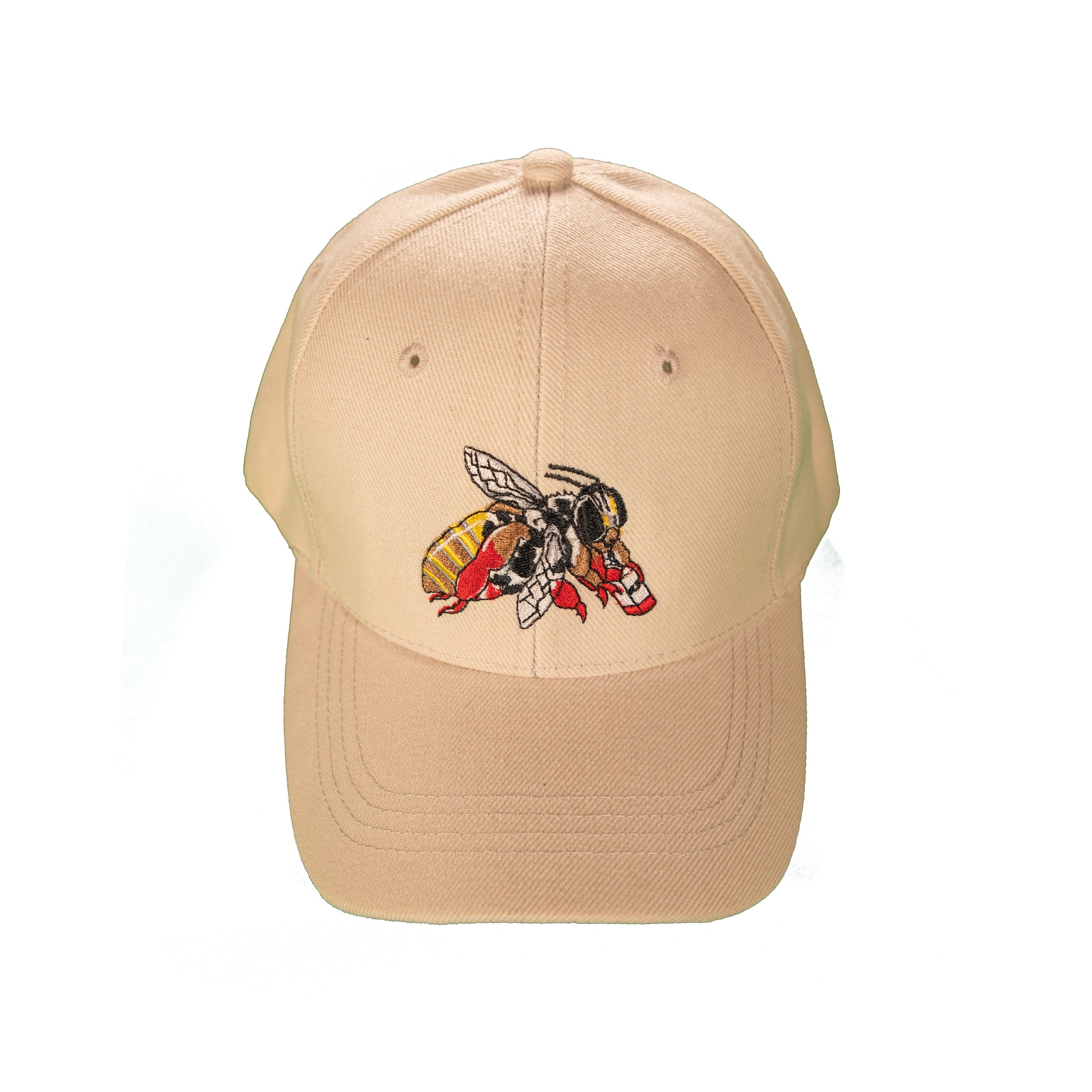 "Milk And Honey West LA ""Creme"" Velcro Cap"