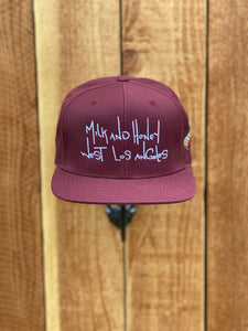 "Milk And Honey West LA ""MHWLA"" Snapback"