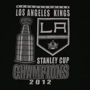 """2012 Quick Kings Stanley Cup"" Limited Edition Vintage T-Shirt"