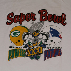 """Super Bowl XXXL"" Limited Edition Vintage T-Shirt"