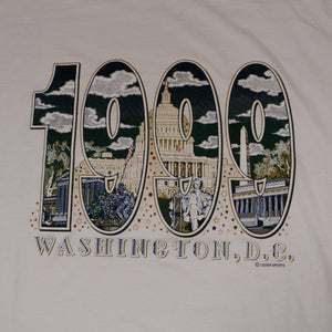 """D.C. 1999"" Limited Edition Vintage T-Shirt"