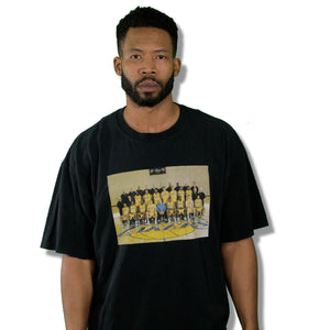 """Lakers Team Picture"" Limited Edition Vintage T-Shirt"