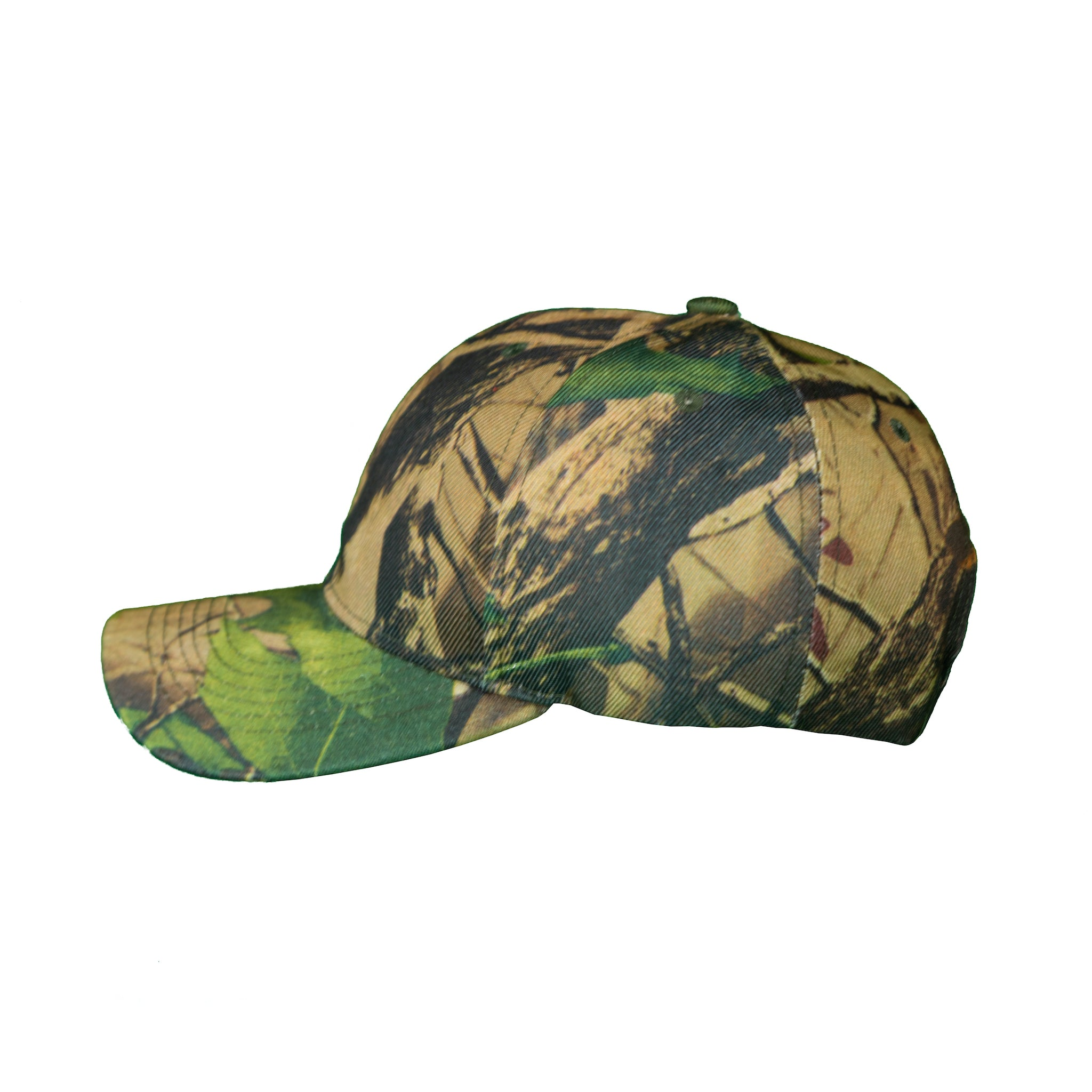 Basic Solid Velcro Back in Beige Camouflage