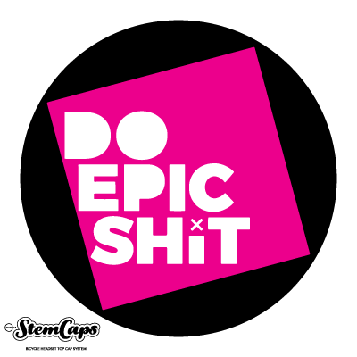 Do Epic Shit Stem Cap (multiple colors)
