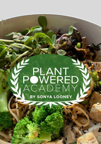 Plant Powered Academy Digital Cookbook