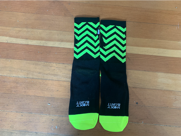 LAST PAIRS (small) Do Epic Shit Neon Socks