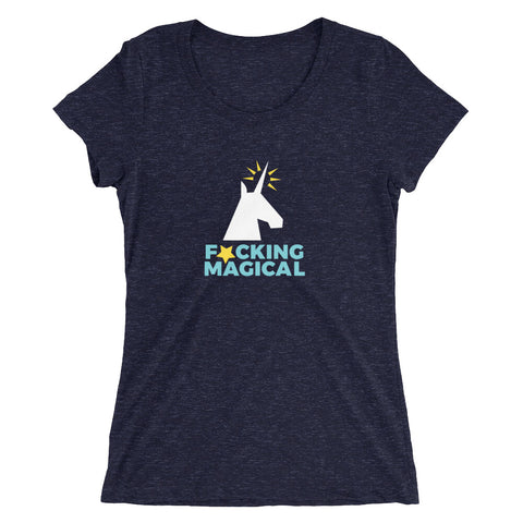 F*cking Magical Unicorn Women's T-Shirt