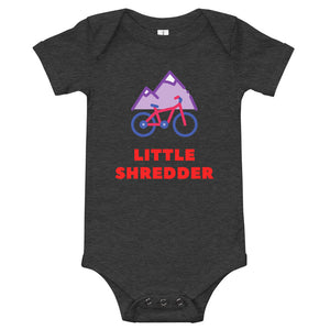 Little Shredder Baby Onesie (Up to 24M)