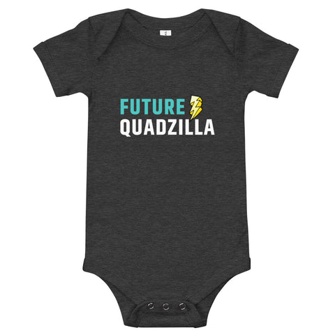 Future Quadzilla Baby Onesie (up to 24M)