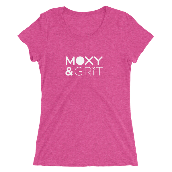 Moxy & Grit Ladies' short sleeve t-shirt