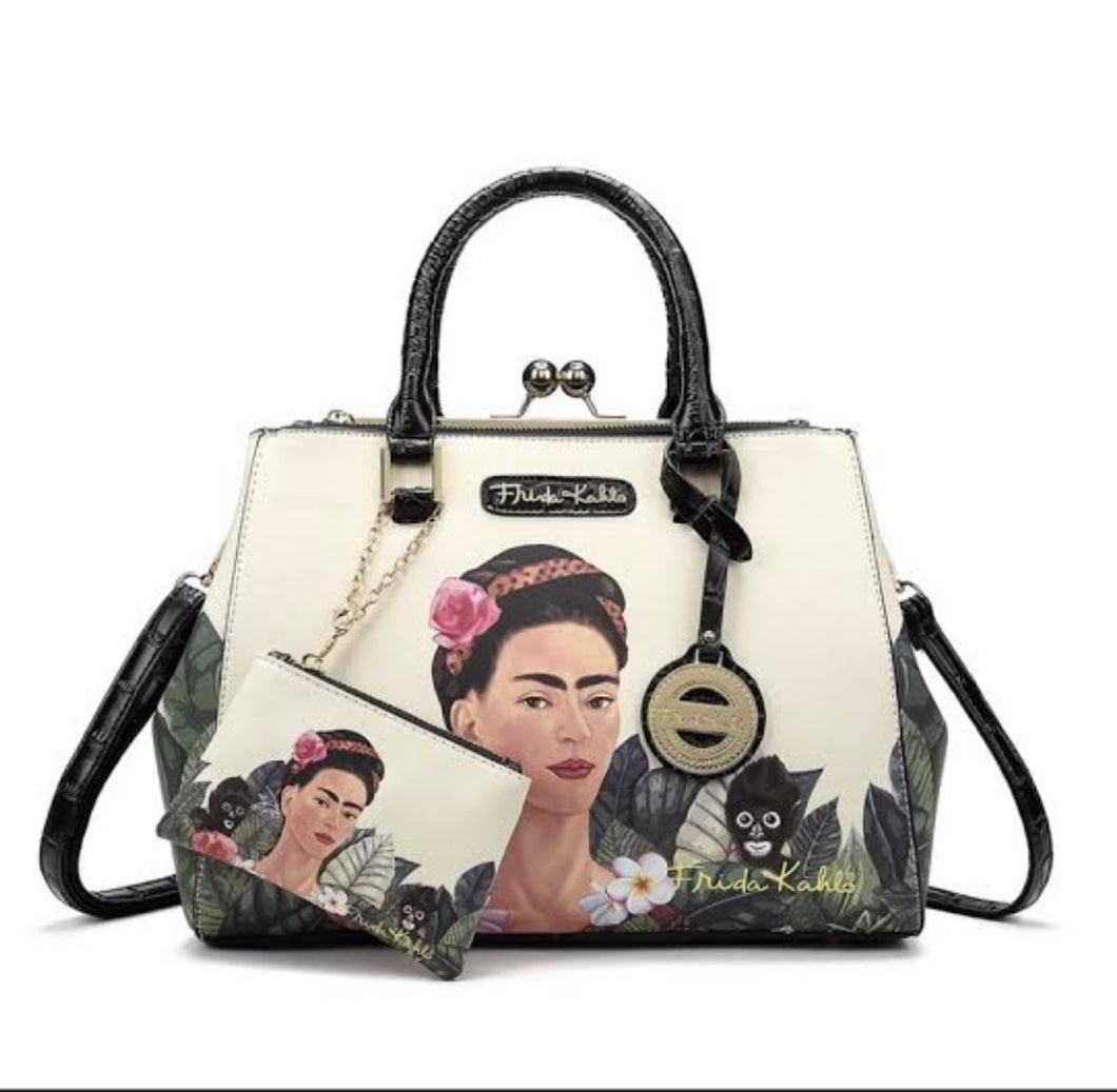 Portrait Clip Bag