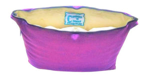 Comfort N Cuddly Wearable Pillow (Purple)