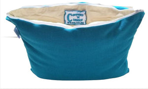 Comfort N Cuddly Wearable Pillow (Blue)