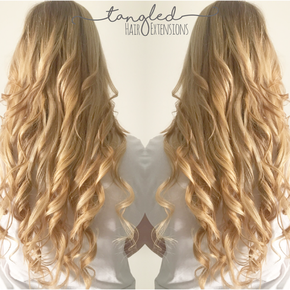 Collections Tangled Hair Extensions Coffs Harbour