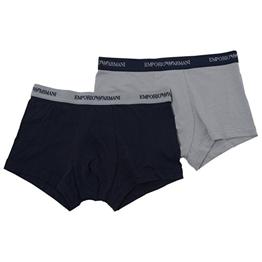 EMPORIO ARMANI STRETCH COTTON 2-PACK