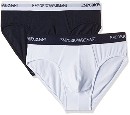EMPORIO ARMANI COTTON STRETCH MULTIPACK