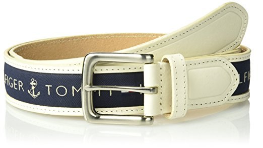 TOMMY HILFIGER RIBBON INLAY BELT 2018