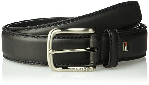 TOMMY HILFIGER LEATHER CASUAL BELT 2018