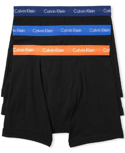 COTTON STRETCH 3 PACK BOXER BRIEF NU2666