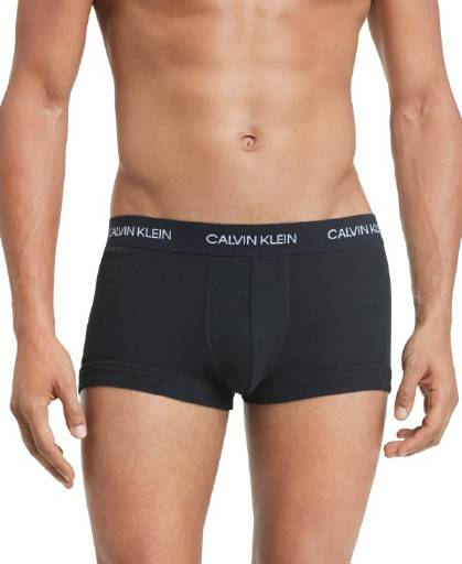 CALVIN KLEIN STATEMENT1981 LIMITED EDITION LOW RISE TRUNKS NB1811