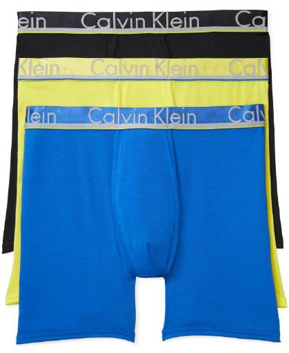 COMFORT MICROFIBER 3 PACK BOXER BRIEF NB1361