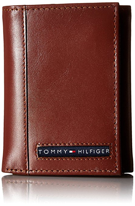 TOMMY HILFIGER CAMBRIDGE TRIFOLD WALLET