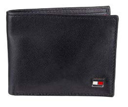 TOMMY HILFIGER OXFORD PASSCASE WALLET