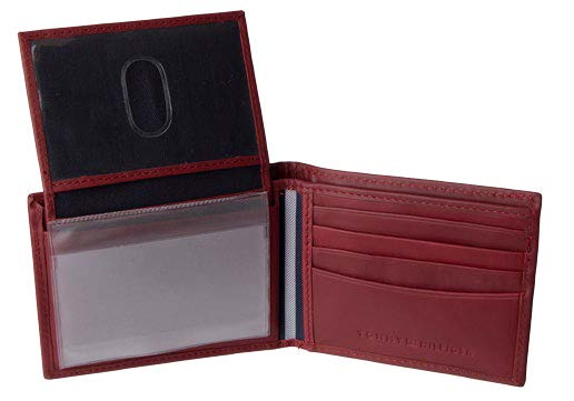 TOMMY HILFIGER DORE PASSCASE WALLET