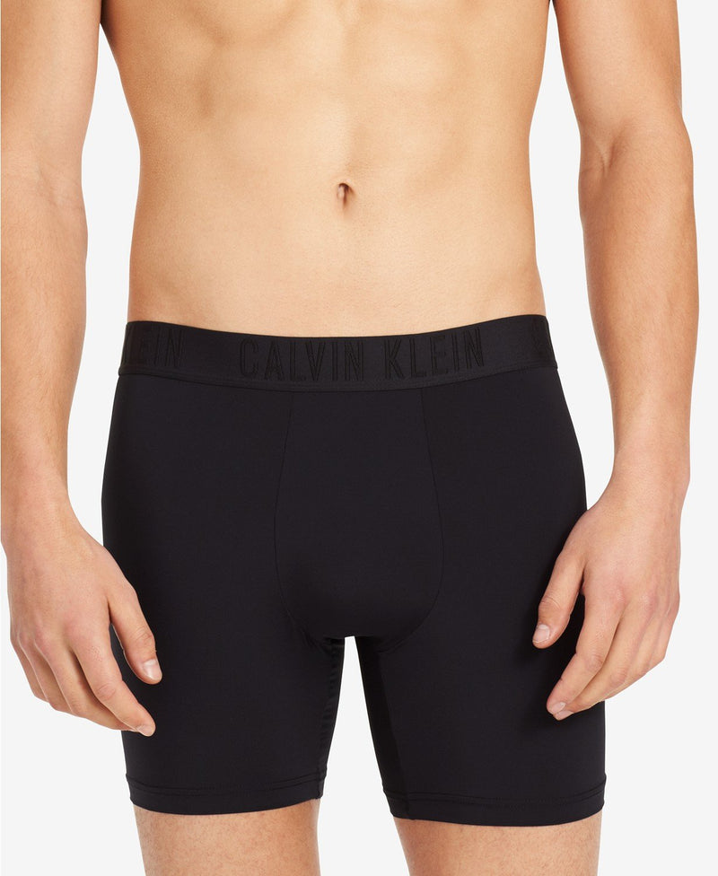 CALVIN KLEIN MEN'S MICRO BOXER BRIEFS NB1889