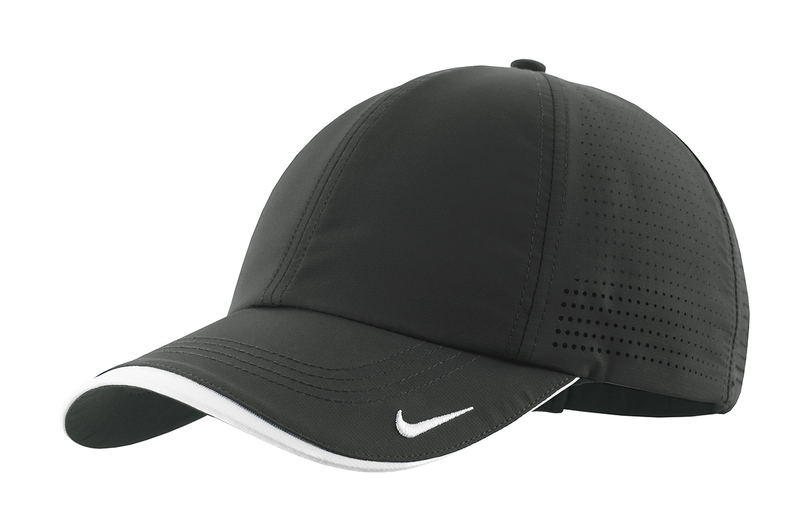 Nike Golf - Dri-FIT Swoosh Perforated Cap - Anthracite