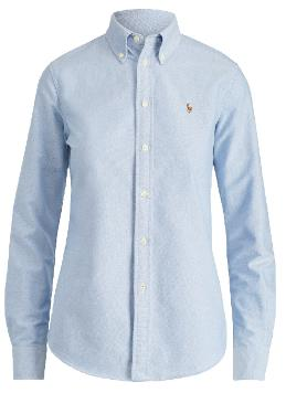HARPER-LONG SLEEVE SHIRT - BSR Blue