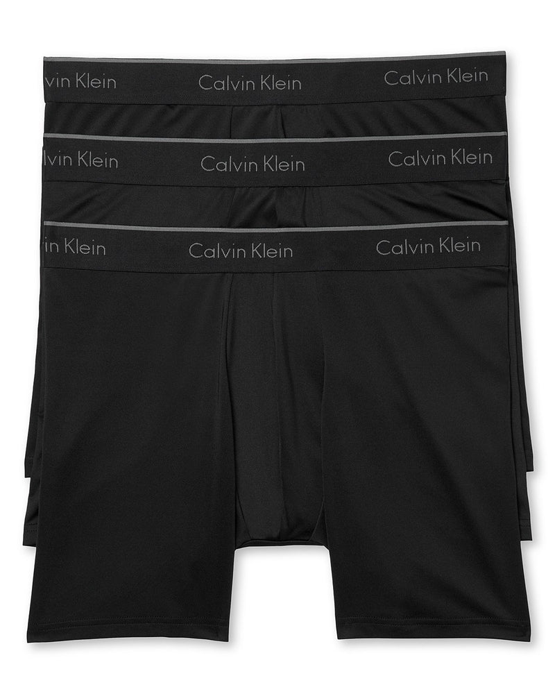 MICROFIBER STRETCH 3 PACK BOXER BRIEF NB1290