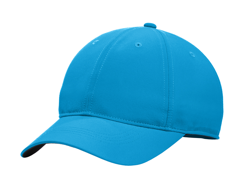 NIKE DRI-FIT TECH CAP - Photo Blue/White