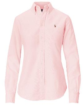 HARPER-LONG SLEEVE SHIRT -BSR Pink