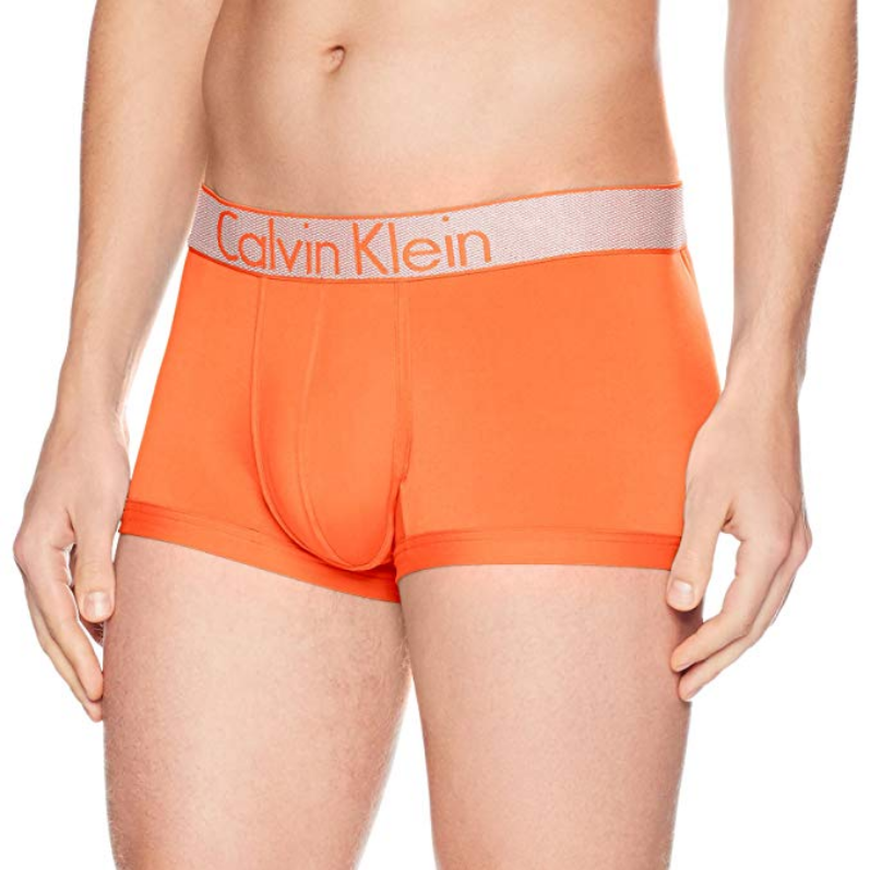 CALVIN KLEIN CUSTOMIZED STRETCH LOW RISE TRUNK NB1295