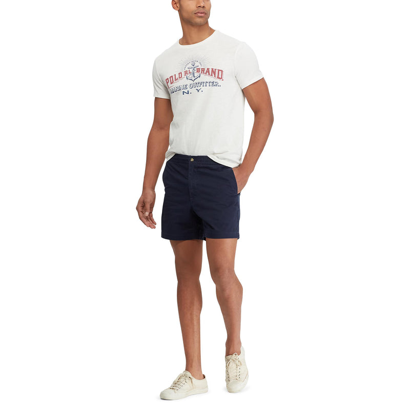 POLO RALPH LAUREN MEN'S 6-INCH POLO PREPSTER STRETCH TWILL SHORT