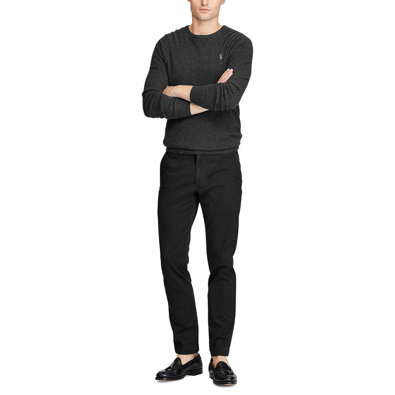 POLO RALPH LAUREN MEN'S SLIM FIT STRETCH CHINO PANTS