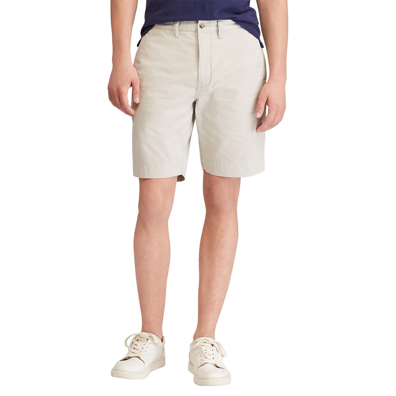 POLO RALPH LAUREN MEN'S 9.5-INCH STRETCH CLASSIC FIT CHINO SHORT