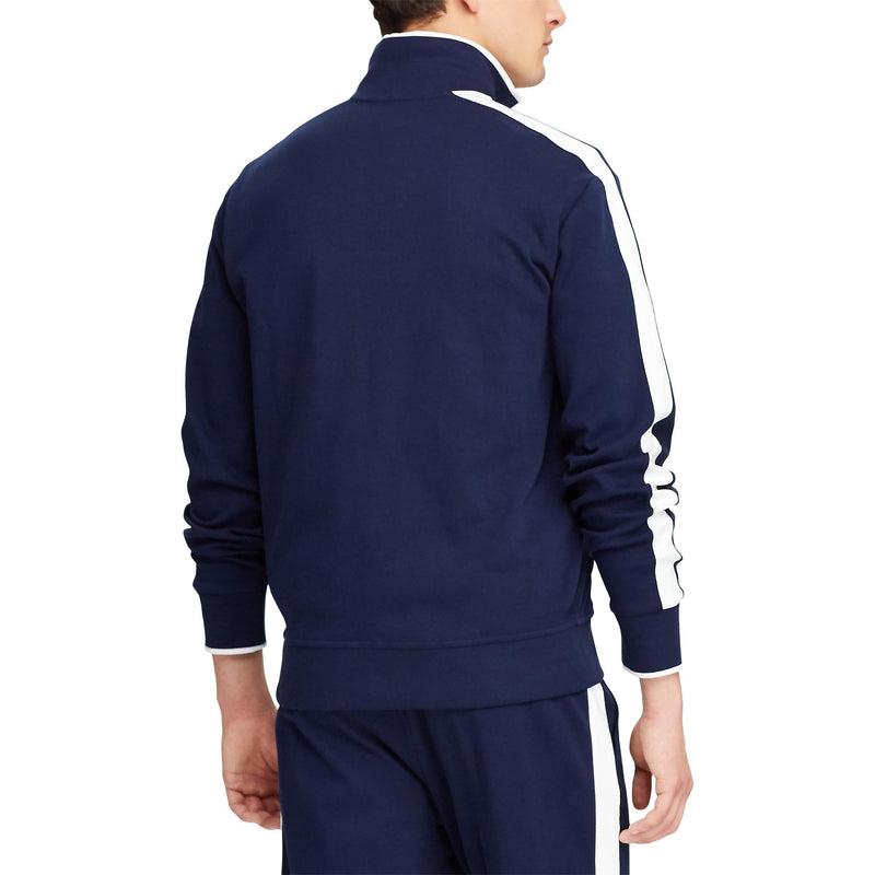 POLO RALPH LAUREN INTERLOCK TRACK JACKET