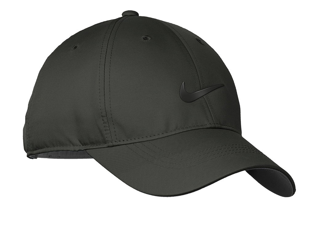 Nike Golf  Dri-FIT Swoosh Front Cap - Anthracite/ Black